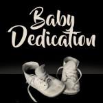 Baby Dedication 150