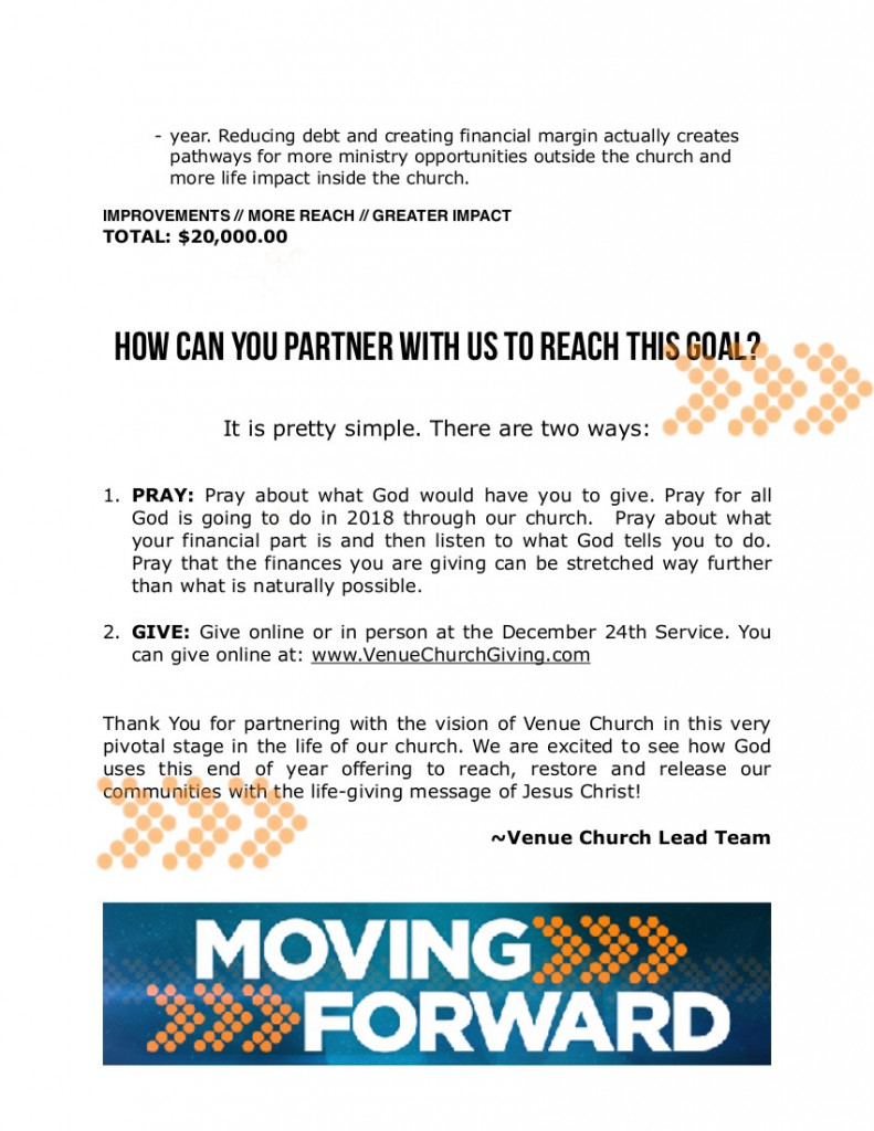 Moving Forward Giving Letter 2018 (Pg 2)