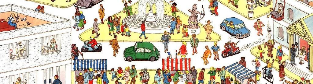 Where's Waldo Inside Web Banner