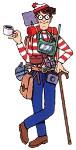 Wheres Waldo Smaller Web